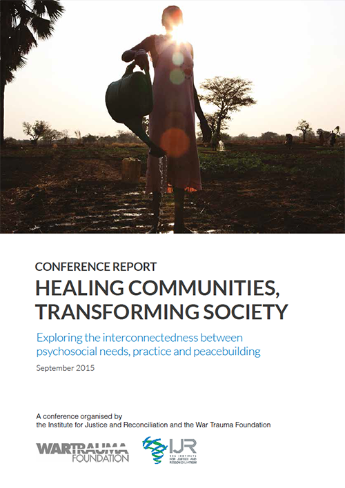 Healing communities conference